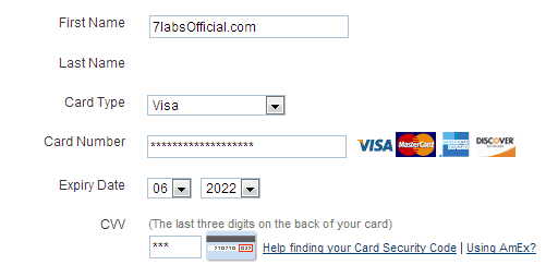 Link debit card to PayPal