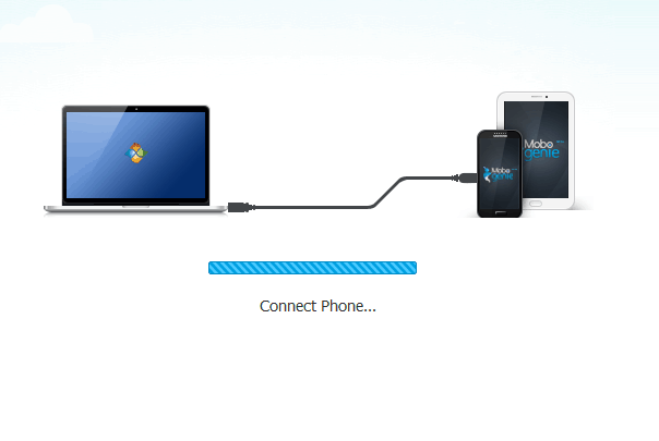 Manage Android device from PC like iTunes
