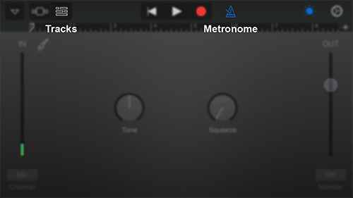 Add Ringtone to iPhone - Metronome and Tracks icon