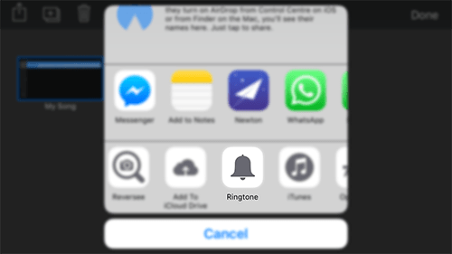Add Ringtone to iPhone without Computer