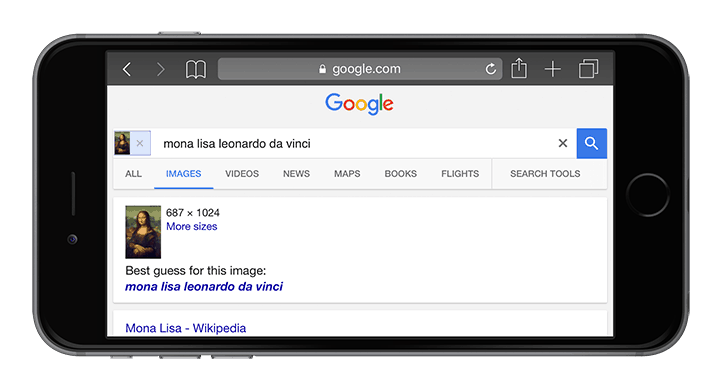 Reverse Image Search on Mobile - Google Search by image