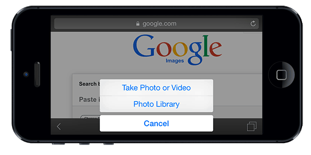 Search by image on mobile - Reverse Image Search on Mobile