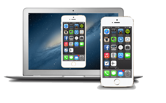 Record iPhone, iPad screencasts using Mac & Windows