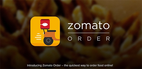 Zomato Order – the quickest way to order food online!