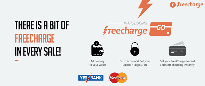 Freecharge Wallet