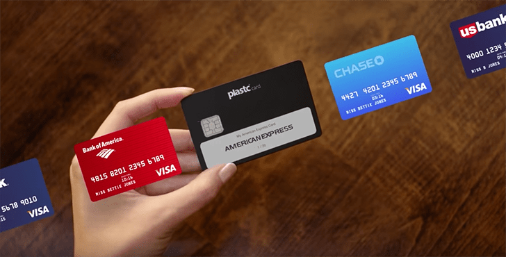 Replace all your Debit, Credit and Loyalty cards with one Plastc Card