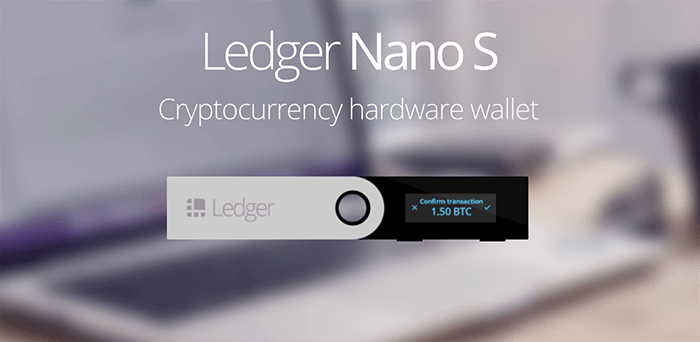 Ledger Wallet - Ledger Nano S - Cryptocurrency hardware wallet