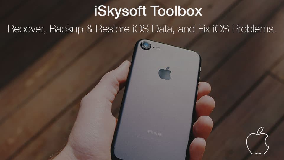 Recover, Backup & Restore iOS Data, and Fix iOS Problems