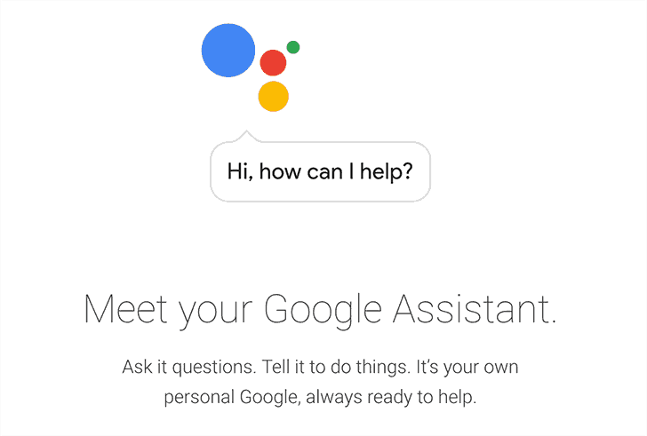 Google Assistant for macOS - MacAssistant