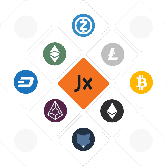 Jaxx multi-platform light wallet