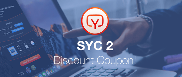 SYC 2 Discount Coupon Code