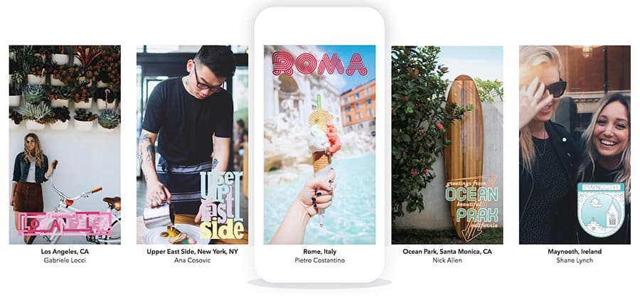 Unlock and Use all Snapchat Geofilters on iPhone