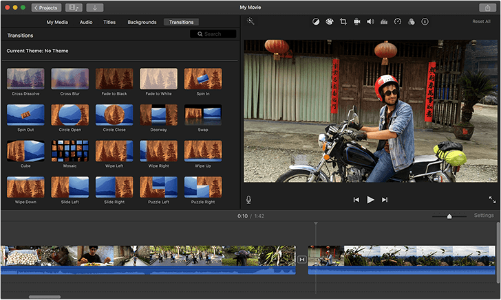 iMovie vs Filmora - Top video editing software for beginners?