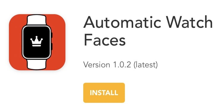 Install Automatic Watch Faces on iPhone without jailbreak - Set custom watch faces on Apple Watch