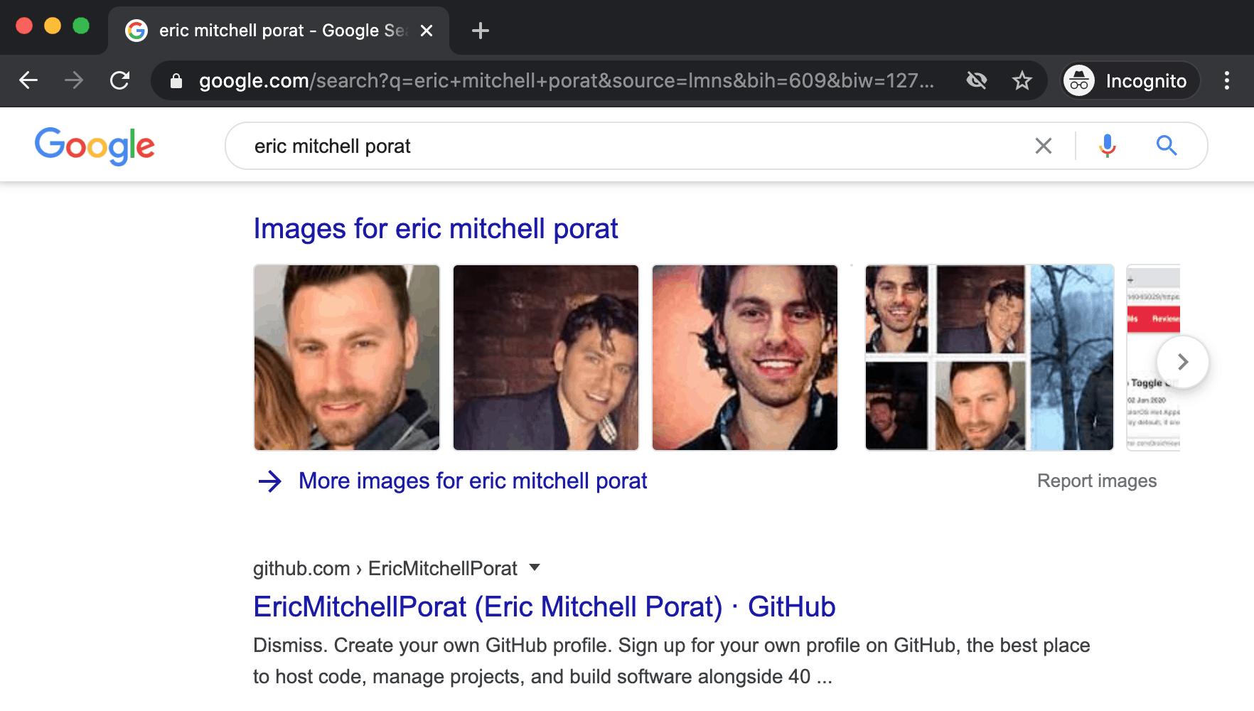 Eric Mitchell Porat - Business Profiles - Is Eric Porat a Scammer?