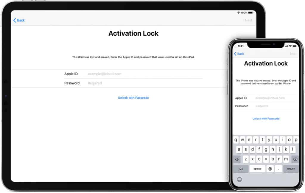 Bypass Activation Lock on iPhone, iPad